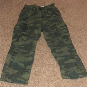 GAP Boys Toddler Camouflage Pants - Size 3T